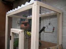 How to make your own bird cage or mini aviary