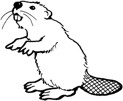 Drawn Beaver 8 Bit Free Clipart On Dumielauxepicesnet