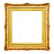 Image Transparent Old Gold Frame Border Stock Photo 47593407 123rfcom Old Gold Frame Border Stock Photo Picture And Royalty Free Image