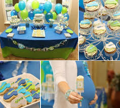 little man gentleman guy in a tie boy cake baby shower planning ideas