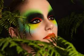 tree frog inspired makeup creation martin higgs often gives me challenges when it es to