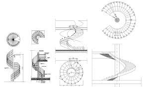 Spiral Staircase Design Calculation Pin On Stair Details