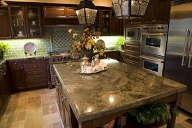 Dark Granite Kitchen Countertops Granite Countertop Gallery Stone City