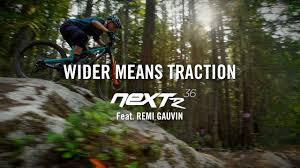 Wider Means Traction - Remi rides <b>Next</b> R36 - YouTube