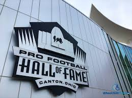 Canton Hall Of Fame Stadium Seating Chart Pro Football Hall Of Fame Wheelchair Accessible Tour