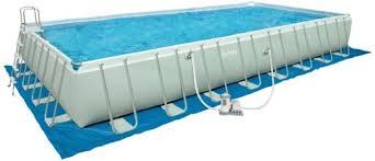 Intex Above Ground Pool 32 x 16 x 52 Frame Set Pool Model 28335EH