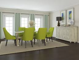 Lime Green Dining Room Ideas
