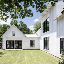 architectural house. Austin Residence By Arbib Hughey Merges Modern Living With Farmhouse Aesthetic Architectural House