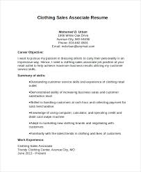 8+ Sales Associate Resume Templates