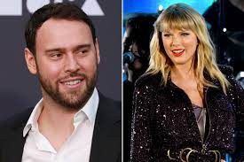 Scooter Braun won't play into Taylor ...