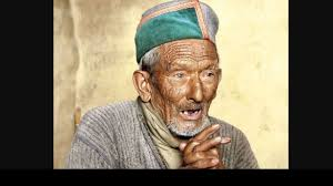 Himachal Pradesh Indias First Voter Who Is Now 100 Gets A