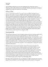 Essay On Self Confidence Portfolio Reflection Essay Example Pohlazeniduse
