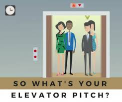 What Is A Elevator Speech So Whats Your Elevator Pitch Catalyst Miami
