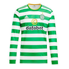 Official adidas celtic fc mens home kits for 2021/22 season. Celtic Mens 20 21 Home Shirt With Long Sleeves