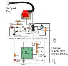 make this enhanced capacitive discharge ignition cdi circuit for enhanced cdi circuit