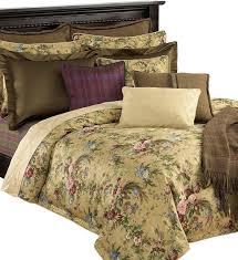 ralph lauren adriana fl queen comforter set 16p