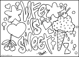 Small Picture Free Printable Coloring Pages Of Cool Designs Laura Williams