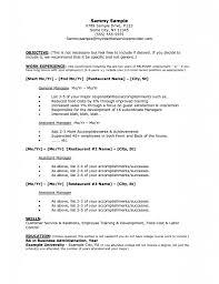 Resume Nanny Responsibilities | Sugarflesh