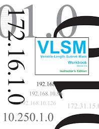 Vlsm Workbook Instructors Edition