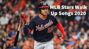 Our staff at baseballtradingpins.net has compiled our favorites! Mlb Stars Walk Up Songs 2020 Part 1 Youtube