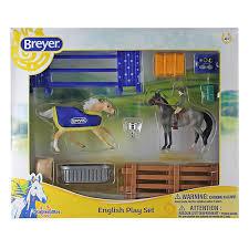 breyer lemates english play set
