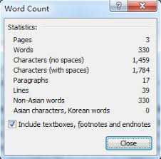 word essay counter where is the word count in microsoft word 2007 2010 2013 and 2016