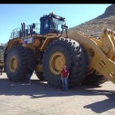 largest front end loader in existence