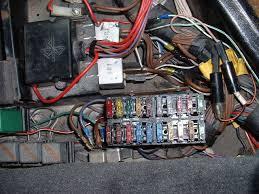 delorean auto parts delorean auto parts updates modifications delorean fuse box repl jpg 81528 bytes