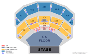 Park Theater Mgm Las Vegas Seating Chart Best Picture Of