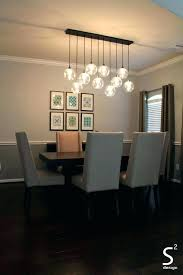 dining room height standard table tags feet light suggested for chandelier standar