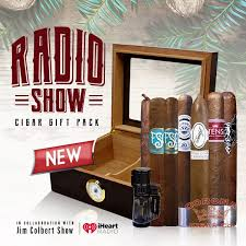 radio show cigar gift pack