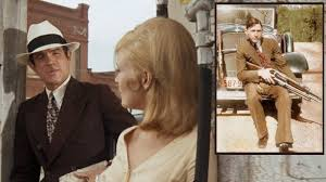 bonnie and clyde meeting clyde barrow bamf style non matching trousers aside beatty s look nicely parallels something the real clyde would