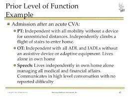 Medicare Documentation For The Rehabilitation Patient
