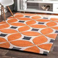 teal and orange rug safavieh rugs ikea area with white swirls designs coffee tables modern gaser