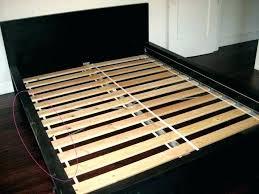 wood slat bed frame queen – scoalateasc.info