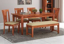 How do i measure my dining bench? 6 Seater Dining Table Set Buy Dining Table Set 6 Seater Upto 70 Off