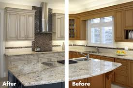 kitchen cabinet painting try custom color finish cincinnati oh