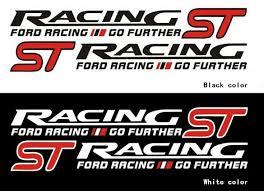 black ford racing logo. item specifics black ford racing logo