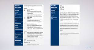 Resume Template For Experienced Software Engineer Monzaberglauf