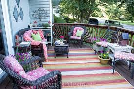 deck furniture ideas. Try These 5 Deck Decorating Ideas On A Budget To Create Gorgeous Outdoor Room With Furniture M