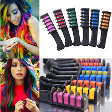 Rosesummer Temporary Hair Color With Comb