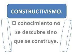 Resultado de imagen para constructivismo