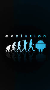hd funny evolution android mobile ...
