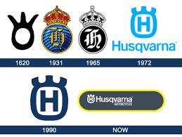 husqvarna logo motorcycle brands