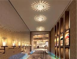 hallway ceiling lighting. colorpai modern 3w led crystal lamp light hallway corridor balcony porch lobby ceiling lighting