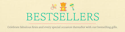 personalized baby gifts bestsellers