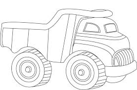 Small Picture Coloring Transportation For Toddlers Trucks Large Cars Coloring Pages