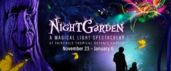 become a fairchild member to save on nightgarden tickets