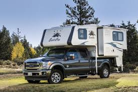 Truck Camper Models: Eagle Cap Models & Floor Plans