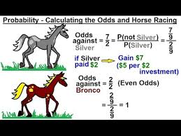 Probability Statistics 24 Of 62 Calculating The Odds And